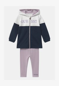 Guess - ACTIVE BABY SET - Zip-up hoodie - true white - 0