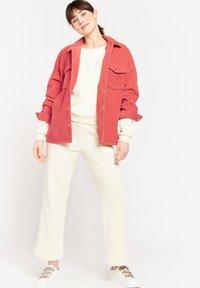LolaLiza - Button-down blouse - fuchsia - 1