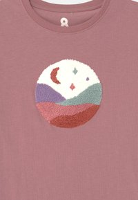 Cotton On - STEVIE EMBELLISHED  - Print T-shirt - dusty berry - 2