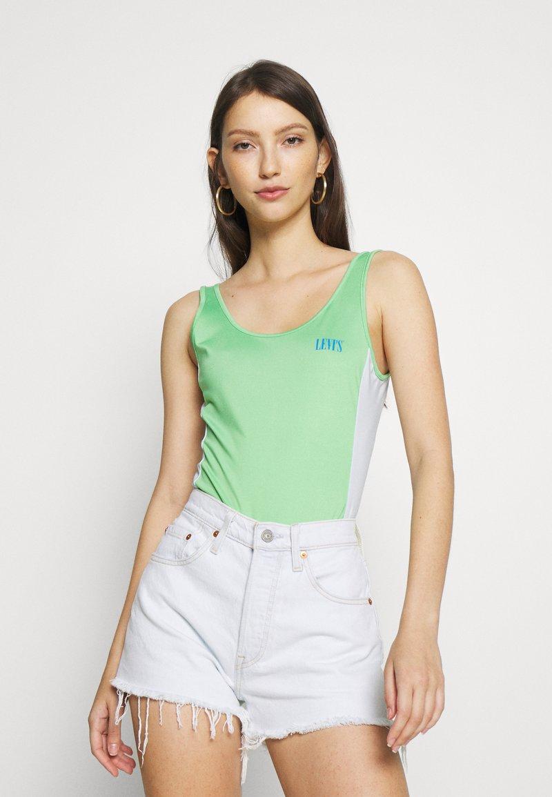Levi's® - CELESTE - Top - absinthe green