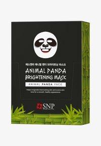 SNP - SNP ANIMAL PANDA BRIGHTENING MASK 20 PACK - Face mask - - - 0