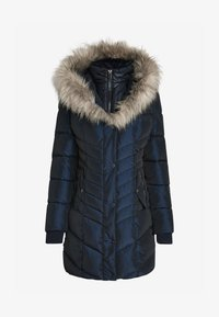 Next - Winter coat - blue - 2