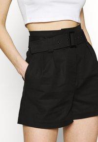 Morgan - SHOMY - Shorts - noir - 4
