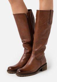 Gabor Comfort - Boots - caramello - 0