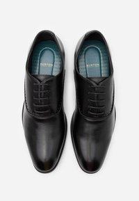 Burton Menswear London - SYMBAR - Derbies & Richelieus - black - 5