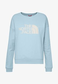 The North Face - DREW PEAK CREW - Sweatshirt - falls blue - 3