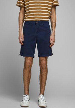 Shortsit - navy blazer