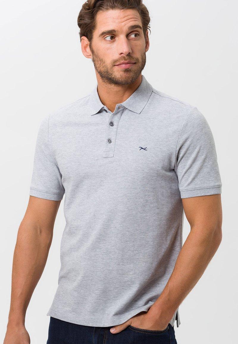 BRAX - STYLE PETE - Polo shirt - platinum