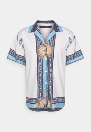 FLORAL PATTERN REVERE SHIRT - Shirt - multi