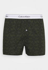 Calvin Klein Underwear - SLIM 2 PACK - Boxer shorts - grey - 3
