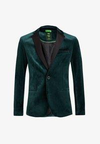 WE Fashion - Blazer jacket - dark green - 0