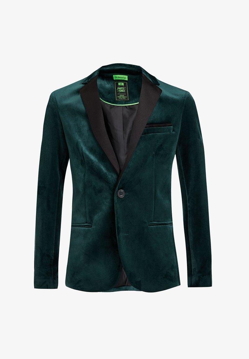 WE Fashion - Blazer jacket - dark green