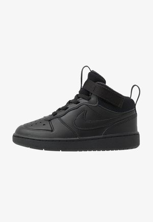 COURT BOROUGH MID 2 BOOT - Höga sneakers - black