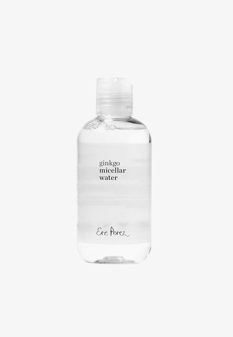 Ere Perez - GINKGO MICELLAR WATER - Make-up-Entferner - -