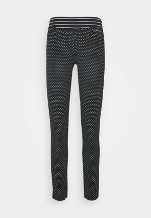 PANTS - Pyjamasbukse - black