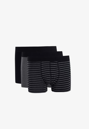 3 PACK - Pants - anthracite