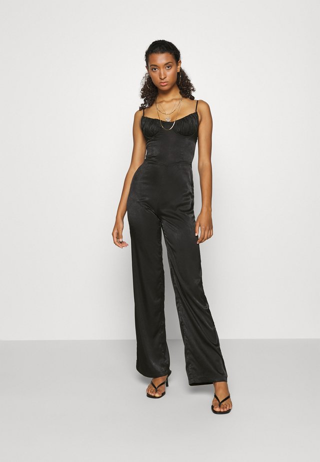 ELSIE - Tuta jumpsuit - black