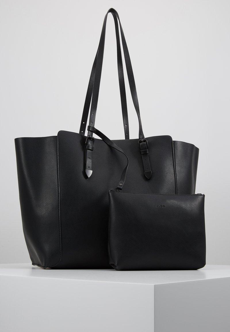 ALDO - JERURI SET - Tote bag - black