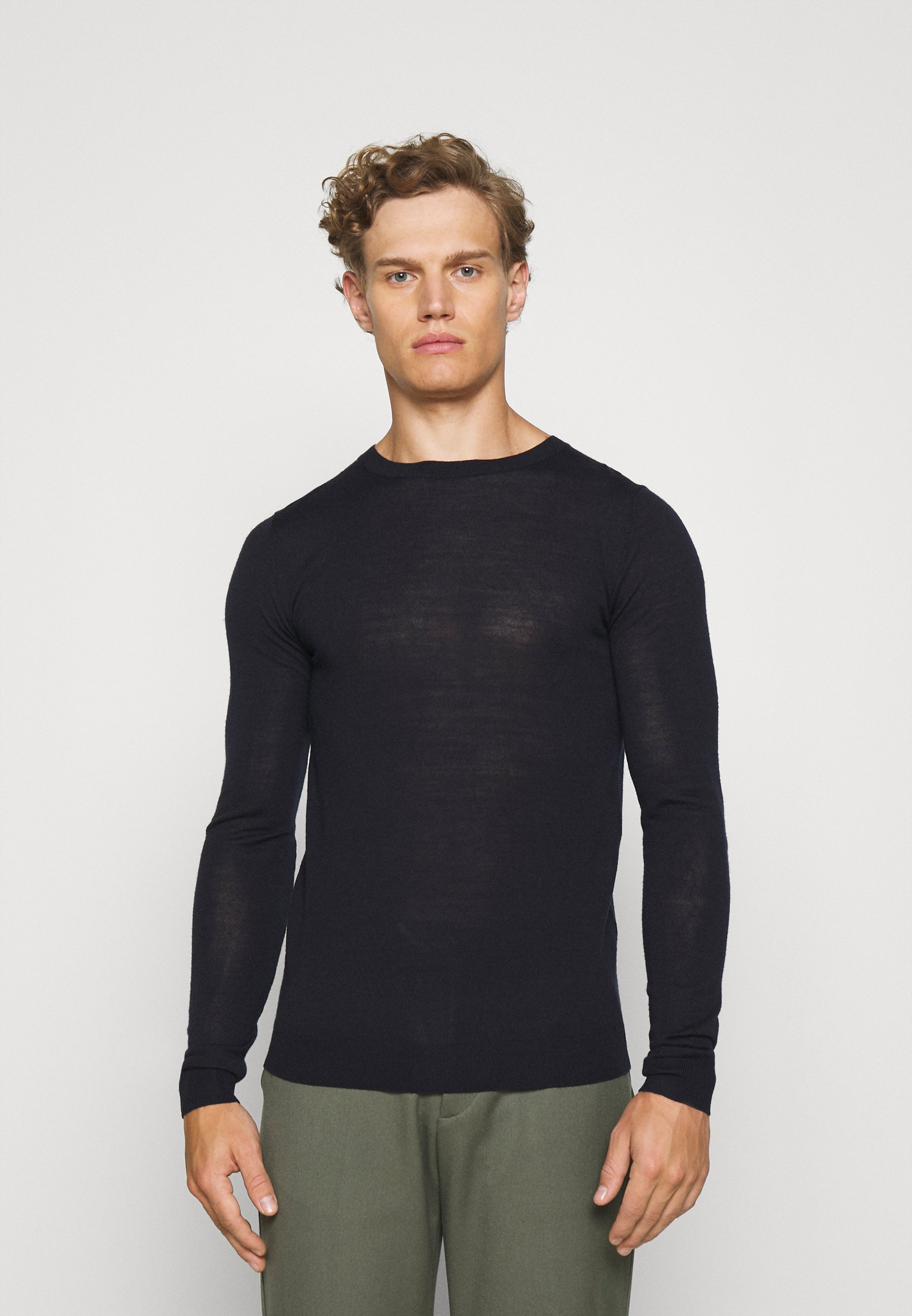 Homme CHARLES CREW NECK - Pullover