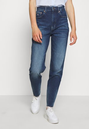 MOM - Relaxed fit jeans - cony dark blue comfort