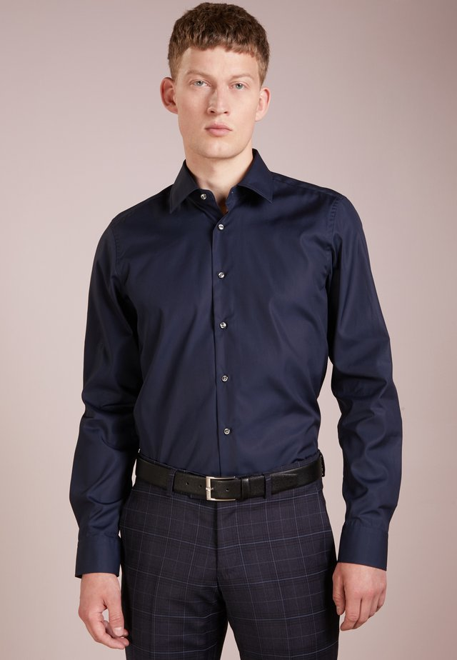 PIERCE SLIM FIT - Koszula biznesowa - dark blue