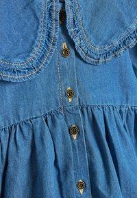 Next - Denim dress - blue denim - 3