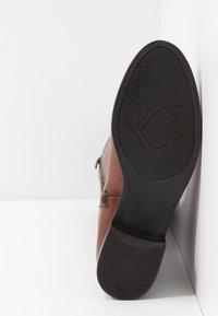 Caprice - BOOTS - Vysoká obuv - cognac - 6