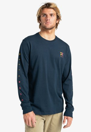 UNITY - Long sleeved top - navy