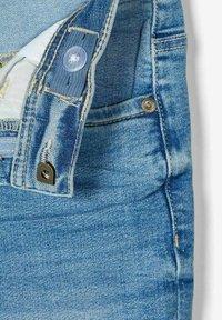 Name it - REGULAR FIT - Straight leg jeans - light blue denim - 3