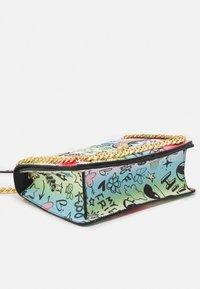 ALDO - CILADDA - Across body bag - bright multi-coloured - 3