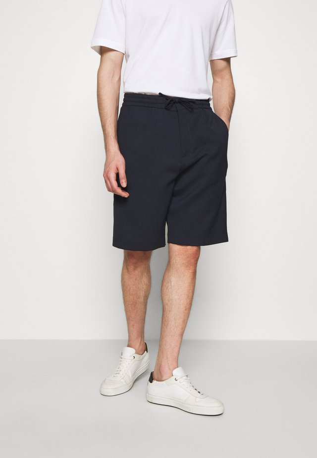 ADRIAN - Shorts - navy blue