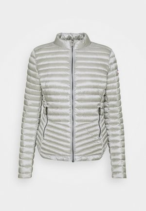 LADIES JACKET - Down jacket - cold light steel