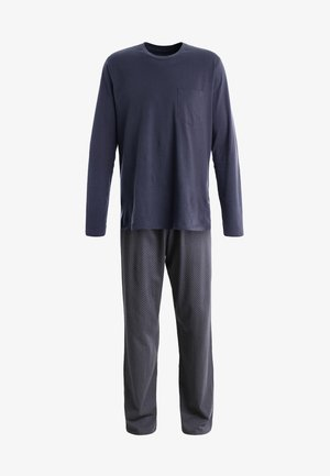 ANZUG LANG SET - Pyjama - anthrazit