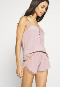 LOVE Stories - TILDA - Pyjama top - velvet haze - 0