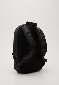 Superdry - COMBRAY SLIMLINE BACKPACK - Batoh - black - 1