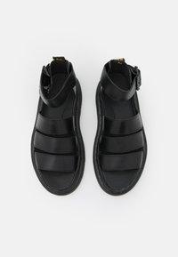 Dr. Martens - CLARISSA LI - Platform sandals - black - 5