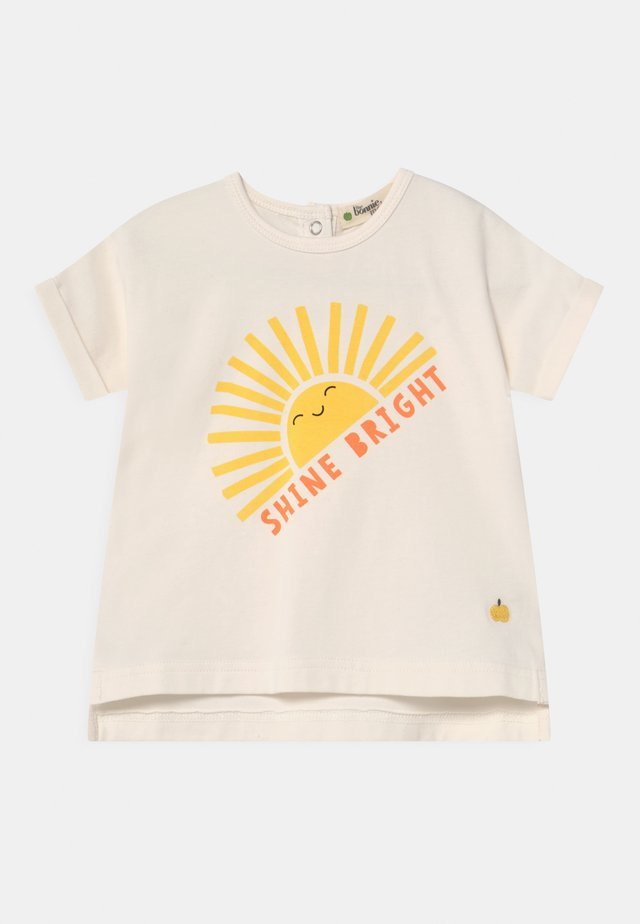 PERCY UNISEX - T-shirt print - sunshine