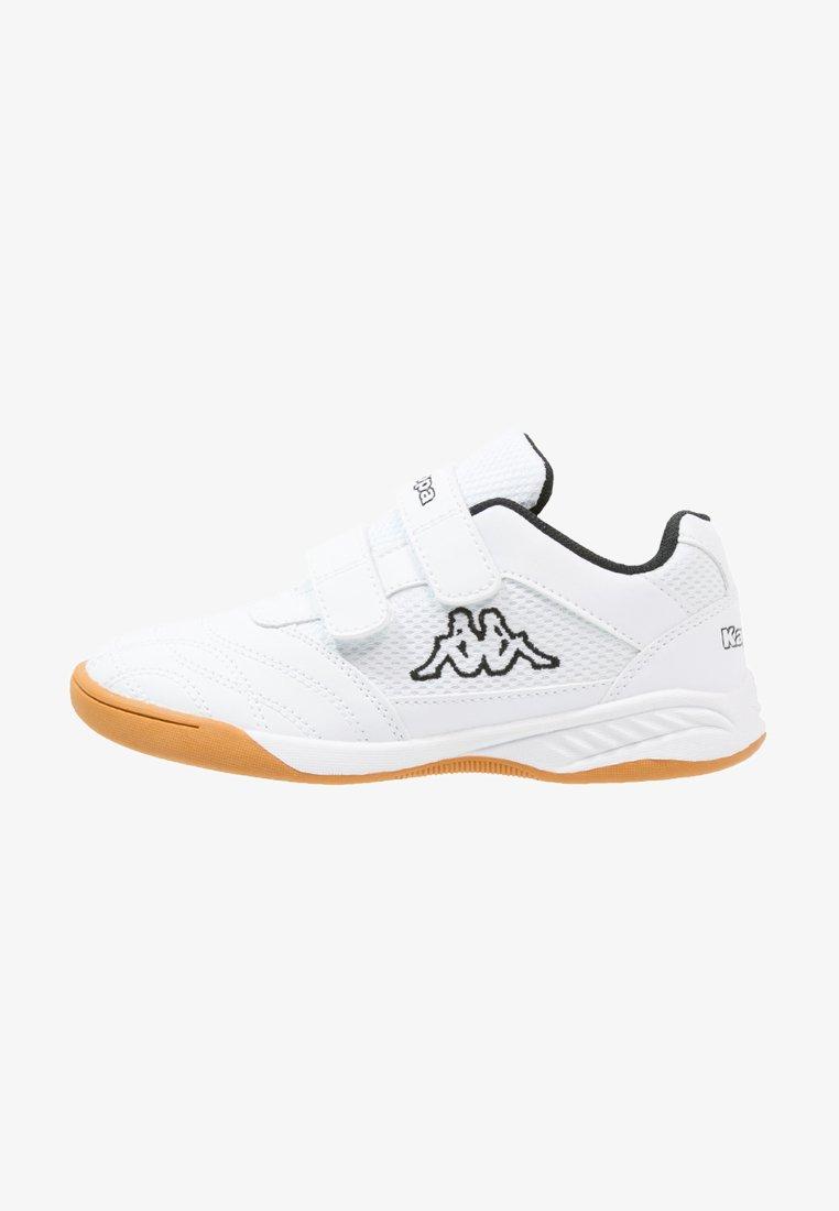 Kappa - KICKOFF  - Sports shoes - white/black
