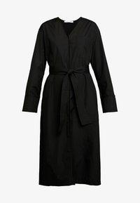 Samsøe Samsøe - LENEA DRESS  - Shirt dress - black - 5