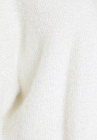 Miss Selfridge - SHORT LASH EDGE TO EDGE - Cardigan - cream - 2