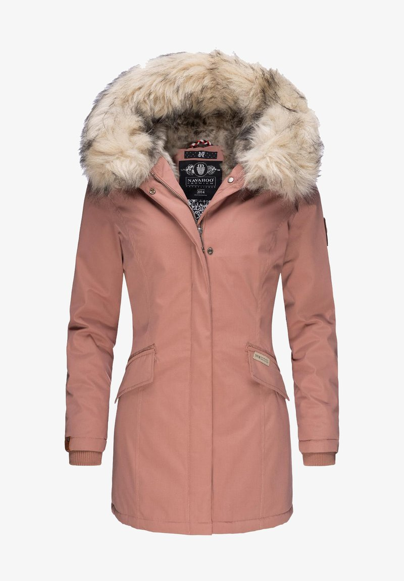 Navahoo - CRISTAL - Winter coat - terracotta