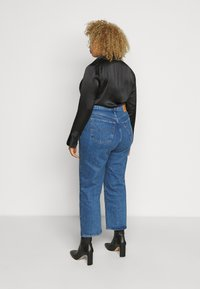 Levi's® Plus - RIBCAGE STRAIGHT - Straight leg jeans - georgie - 2
