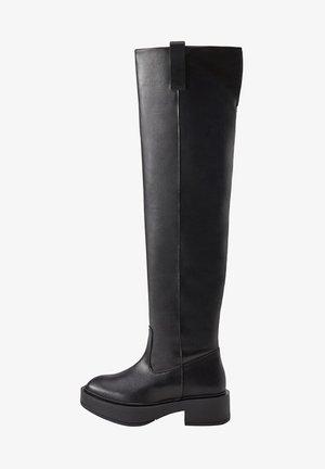 SORA - Boots - schwarz