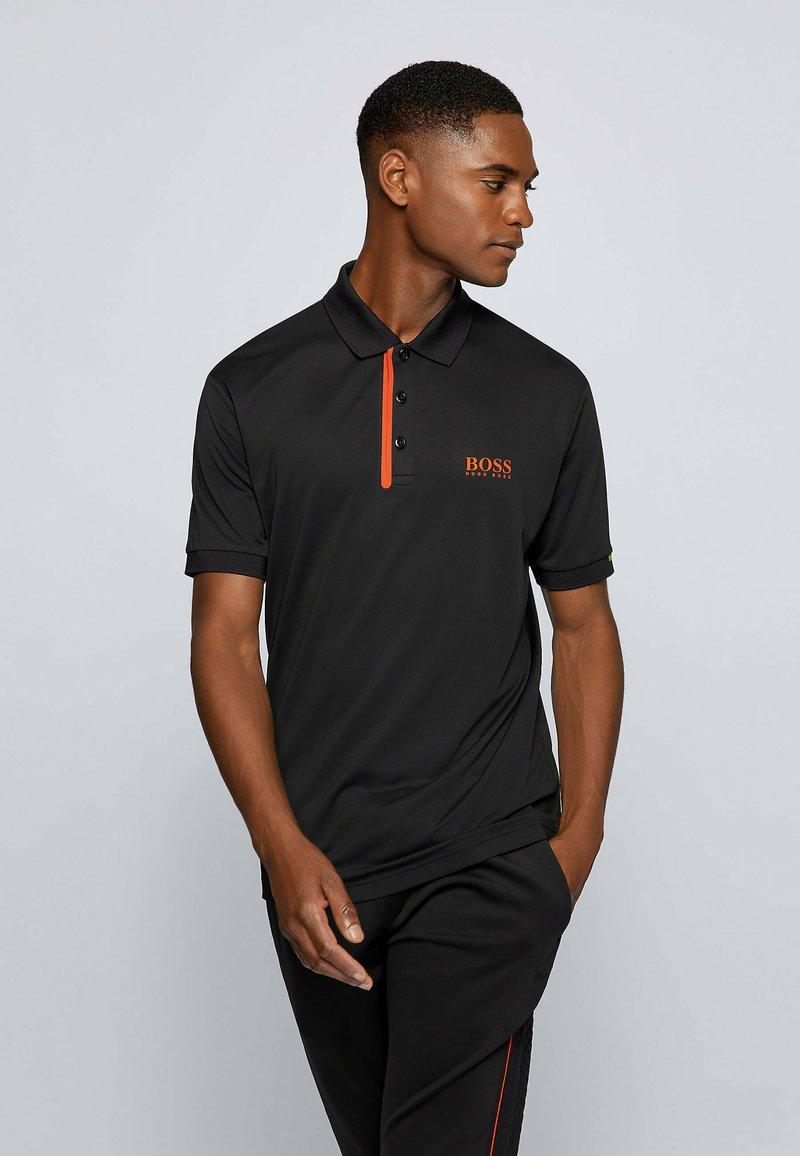 BOSS - PADDY - Poloshirt - black