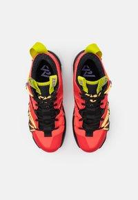 Jordan - WHY NOT SE - Scarpe da basket - bright crimson/black/university red/white/bright cactus/citron pulse - 3