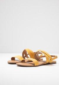 Dorothy Perkins - FABIA - Sandaler - yellow - 4