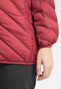 Haglöfs - SÄRNA MIMIC HOOD - Winter jacket - brick red - 3