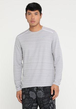 DRY MILER - T-shirt de sport - atmosphere grey/heather/vast grey/silver