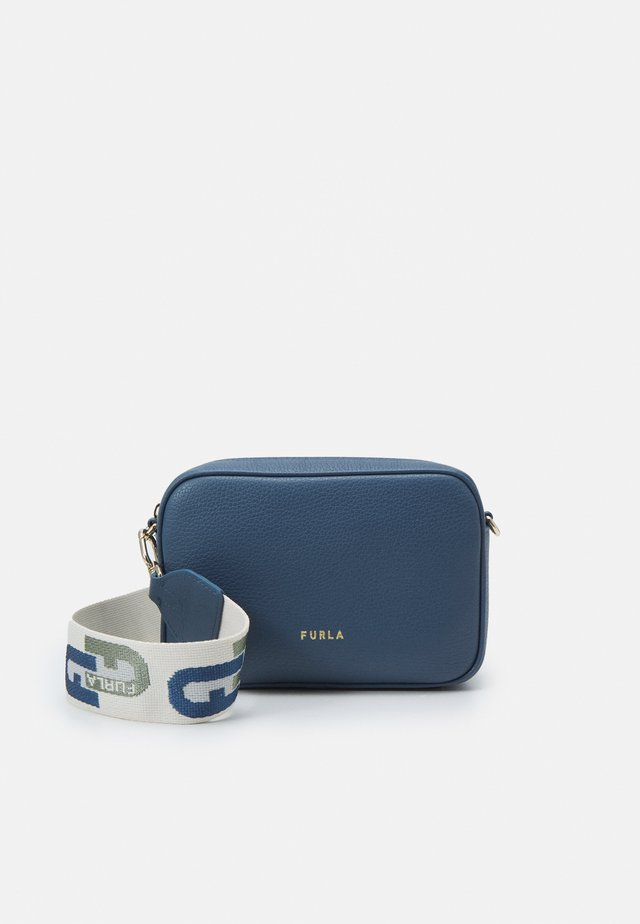 REAL MINI CAMERA CASE - Clutch - blue