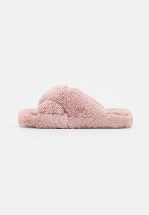 LOPPLY - Tohvelit - dusky pink